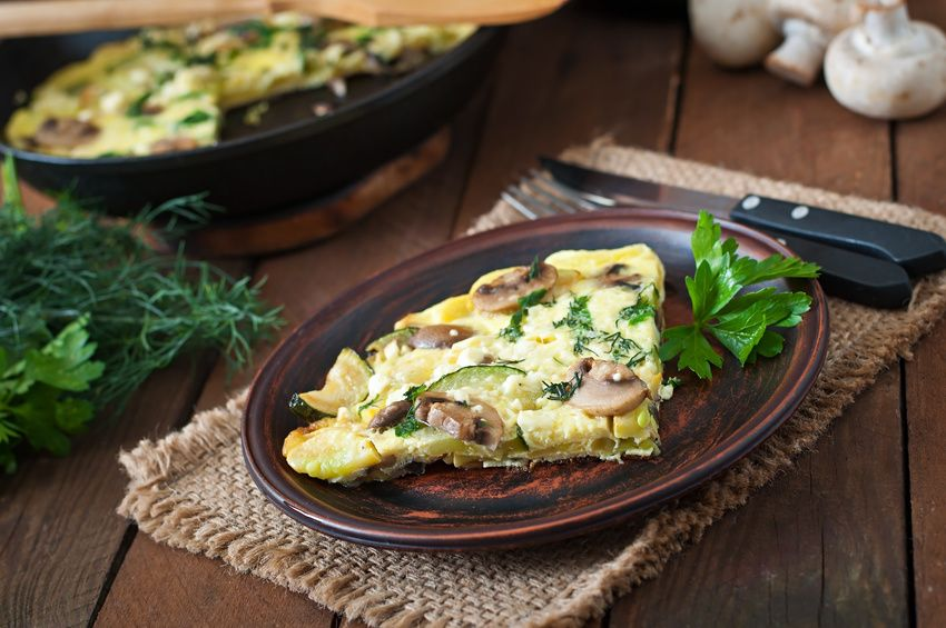 Roasted-Veggie-Breakfast-Frittata